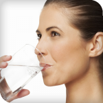 Pure, steam-distilled water is recommended by top nutritionists and doctors