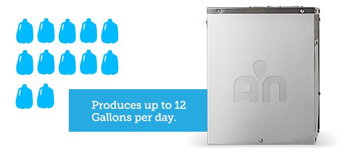 12 gallon automatic water distiller