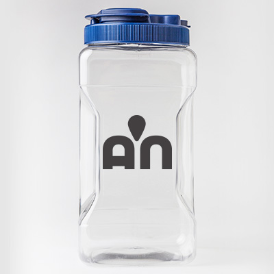 1 gallon plastic water jug