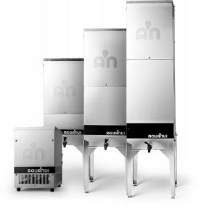 AquaNui™ by Pure Water®, a complete line of premium, customizable water distillers