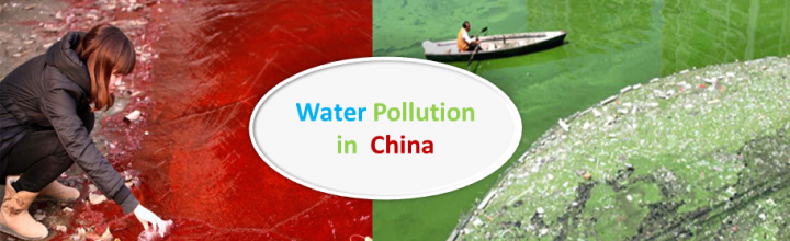 Water Pollution in China Escalates