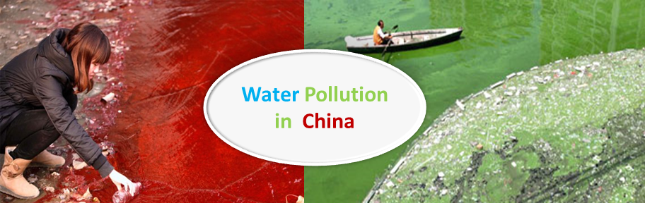 Water pollution in china escalates aquanui