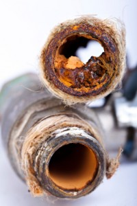 Busted Rusty Pipes