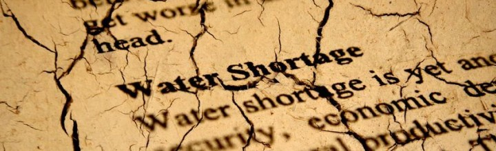 The Economics of Water Shortages