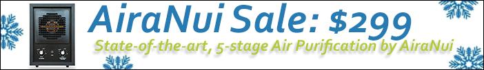 AiraNui Air Purifier Sale