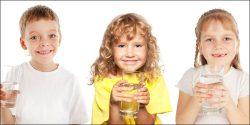 AquaNui Kids Drinking Water