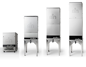 4 water distillers from AquaNui