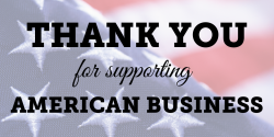Thank you for supporting American Business